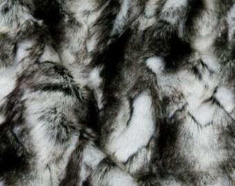Third Yard Grey Brandy Fox Shag Fur