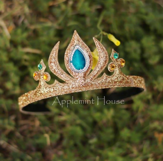 couronne de princesse jasmine jasmin costume bandeau diadme jasmine aladdin couronne couronne de princesse adulte princesse jasmine bandeau - Couronne Princesse Adulte