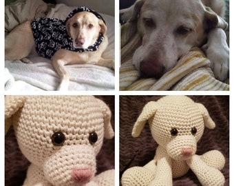Puppy plushies