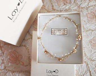 Boho bridal jewelry Etsy