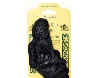 Irish Turf Fiddler Figure [LV-769Z-FQWH]