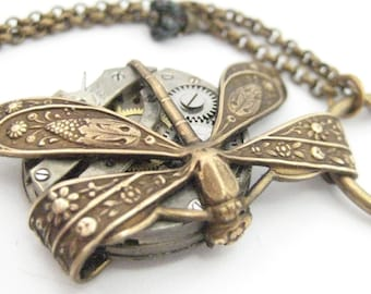 Time On A Wing ... Steampunk