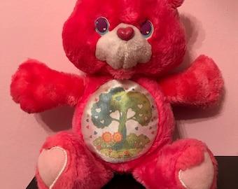 Vintage 1991 Environmental Friend Care Bear