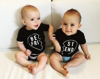Front Best Friend Tee - 2 Pack