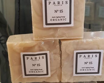 Organic high quality face soap