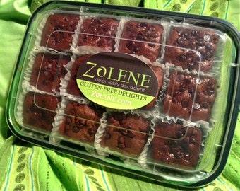 ZOLENE One Pound Gluten Free Brownies & Blondies Desserts