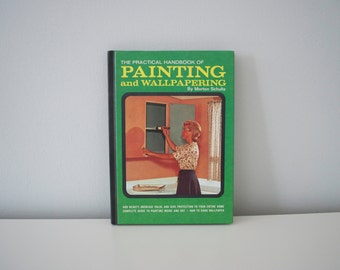 S A L E Painting and Wallpapering book (1969)