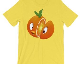 Poor Orange Bird