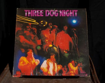 Three Dog Night, Self Titled, Vinyl LP 1968