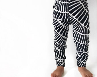 Handmade leggings, toddler leggings, baby leggings, baby pants