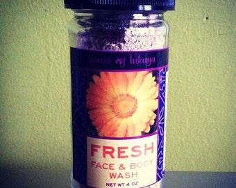 FRESH Exfoliating Wash