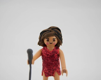Tina Turner Playmobil customized