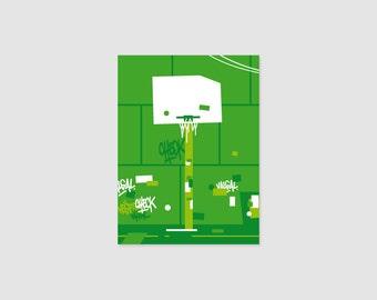Print - Poster Playground No3