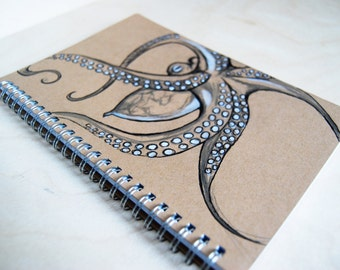 Notebook Octopus