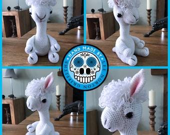 crochet pattern, alpaca, llama, amigurumi pattern, plushie, alpaca pattern , llama pattern