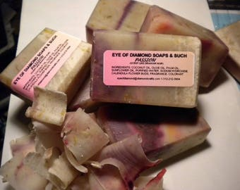Handmade Passion Drakkar Noir Soap 4.5 ounces  1 BAR