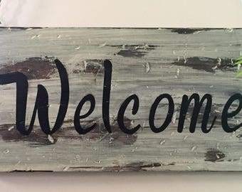 Wooden Board Signs