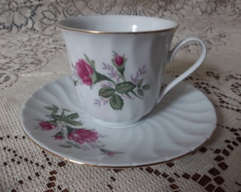 H-9 cup and saucer