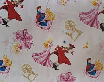 Springs Creative Disney Sleeping Beauty Licensed Fabric