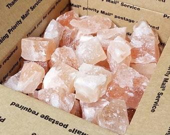 Pink Himalayan Salt Baths, Himalayan Salt For Bathing, Salt Stones, Raw Himalayan Salt, Himalayan Salt Rocks, Himalayan Salt Chunks