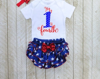 My first fourth - Baby girl first 4th of July - Baby girl 4th of July Baby girl first fourth of July Baby girl 1st 4th of July My 1st fourth