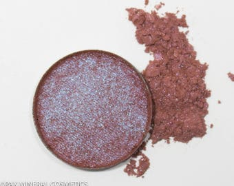 Frida Vegan Shimmer Pressed Purple/Brown/Blue Duochrome Shadow