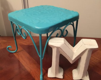 Table, Shabby Chic Table, Plant Stand