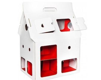 DIY Create Your Own Doll's House Kit