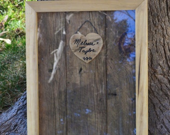 Custom Wedding Guestbook Alternative