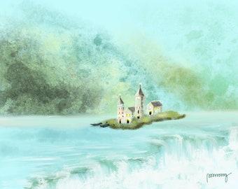 My Dream House On Niagra Falls