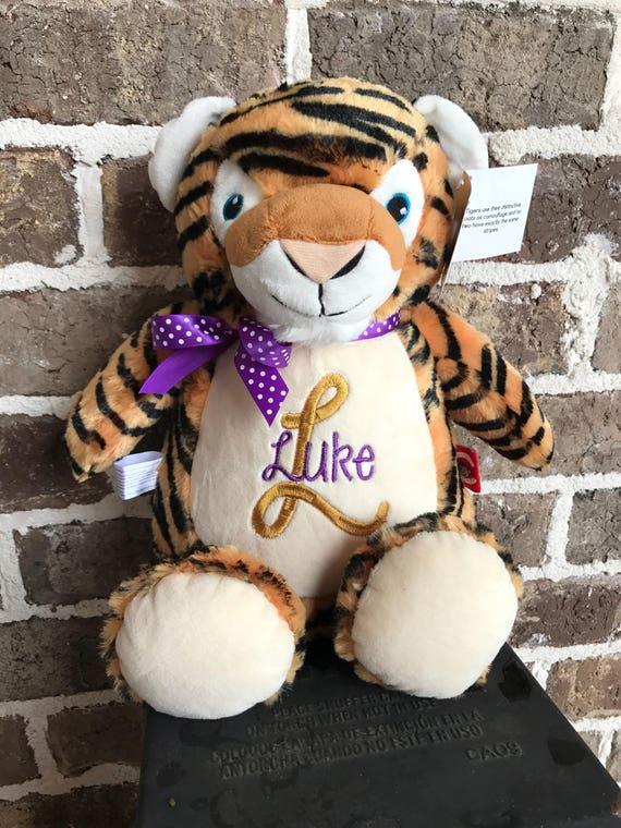 Lsu Tigers Cubbie Personalized