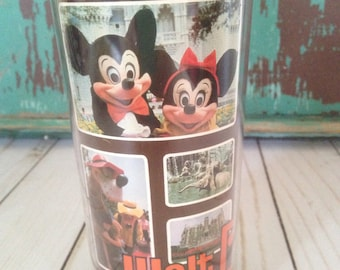 Walt Disney World Thermo Save Tumbler
