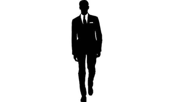 Mann 1 männlich Anzug Krawatte Unternehmen Unternehmer
