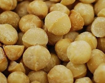 Its Delish Gourmet Macadamia Nuts 25 Lbs Bulk