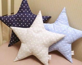 Choose star cushion