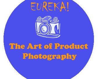 Product Photography Tutorial  with Special Jewelry Section  - INSTANT DOWNLOAD