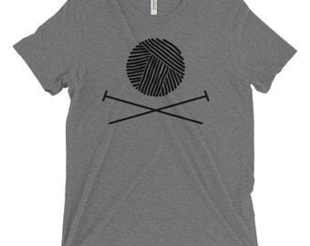 Yarn And Needles Tshirt