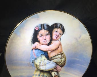 Sisters by Perillo from the Children of the Prairie series