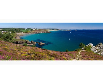 Landscape of Crozon peninsula, Fine Art print signed and numbered