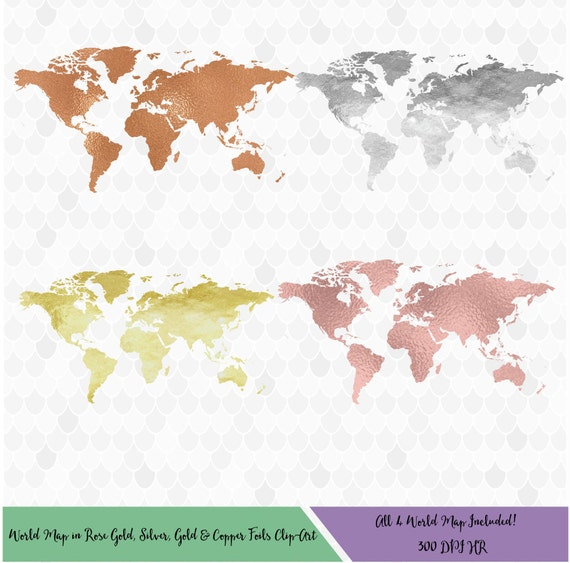 World map clipart rose gold world map gold world map copper world world map clipart rose gold world map gold world map copper world map silver world map foil world map decal for shops clip art from marysdesignhouse gumiabroncs Image collections