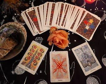 Three Cards Powerful Reading