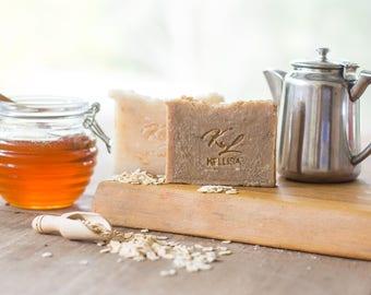 Honey Oat Milk and Clay