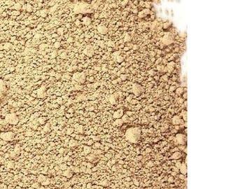 Fuller's Earth Powder >>> 4 OUNCES >> Magnesium aluminum silicate