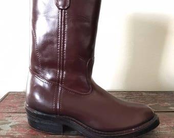 Vintage La Crosse Rubber Rain Boots M/5 W/7