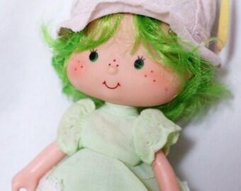 Vintage 1980s Kenner Strawberry Shortcake LIME CHIFFON Cute!, Loose Strawberry Shortcake Dolls, Vintage Strawberry Shortcake, SSC, 80s toys