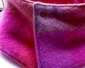 Fabulous 100% Wool Mohair Cowl