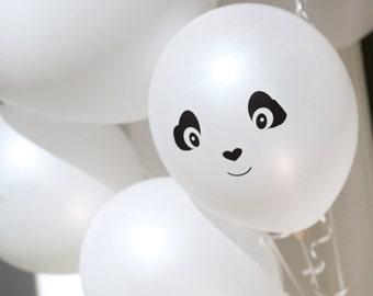 Party Like a Panda- Balloons
