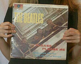 Please Please Me/ Beatles/ 1963 Australian Pressing