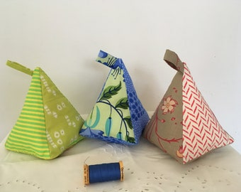 Door stops, cotton, weighted