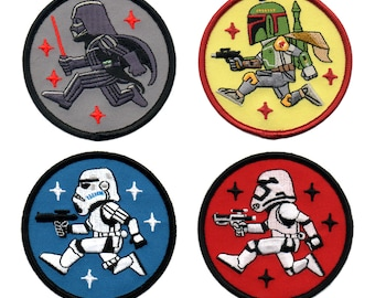 Dark Side Patch - Galactic Set